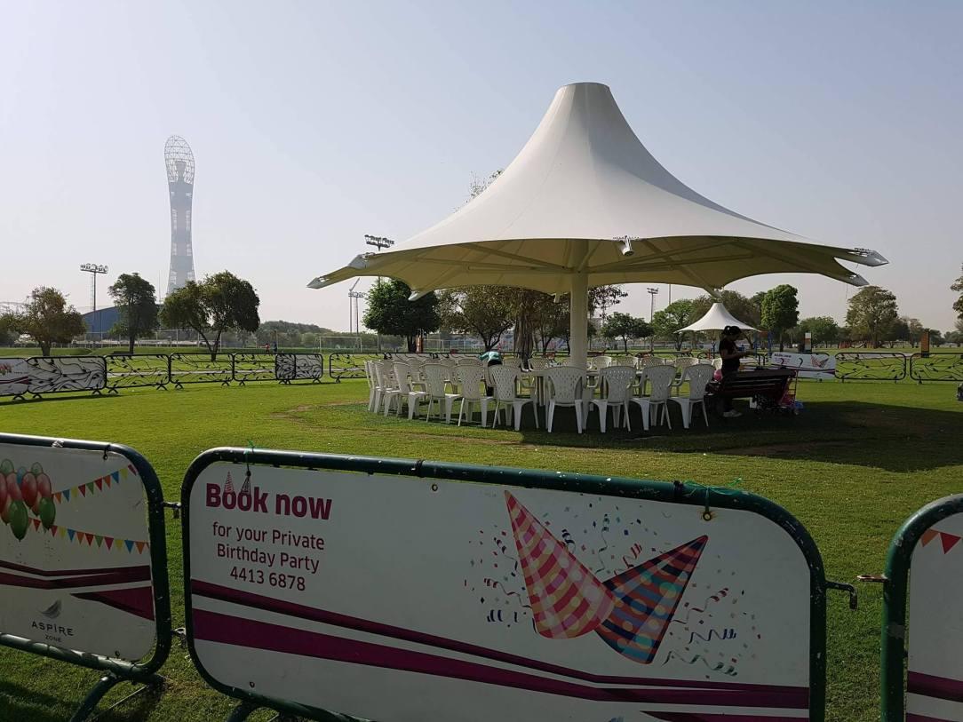 Hippity Hoppity Springtime: Outdoor Party Venues in Doha