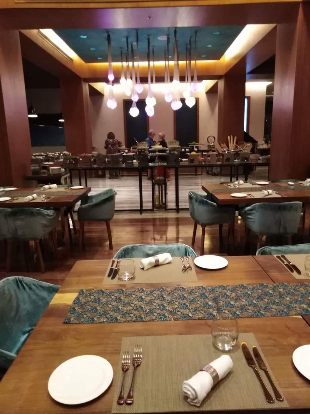 Experience Moroccan Cuisine at Argan Restaurant in Souq