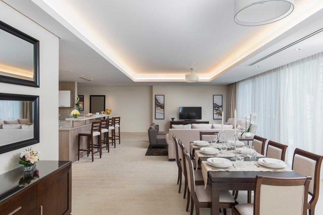 Dusit Doha Hotel-Three_Bedroom_Apartment (1)