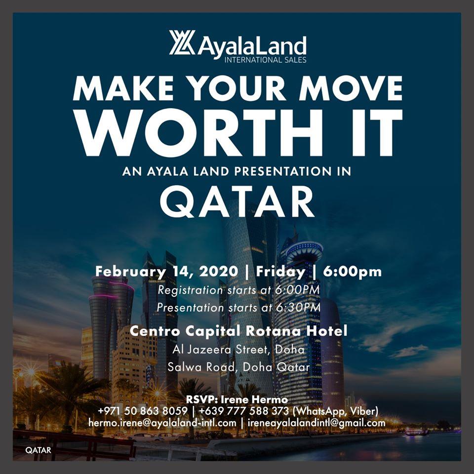 Ayala Land Feb14