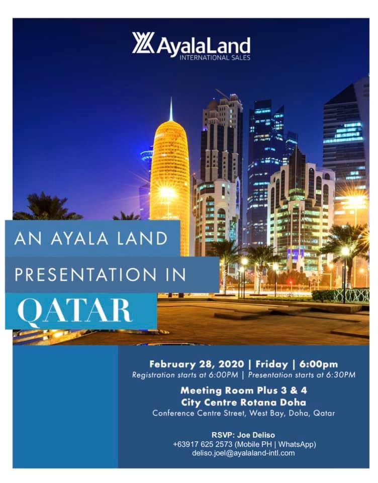 Ayala Land Feb28